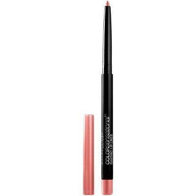 Maybelline Color Sensational Carded Lip Liner   0.14oz by 0.14oz