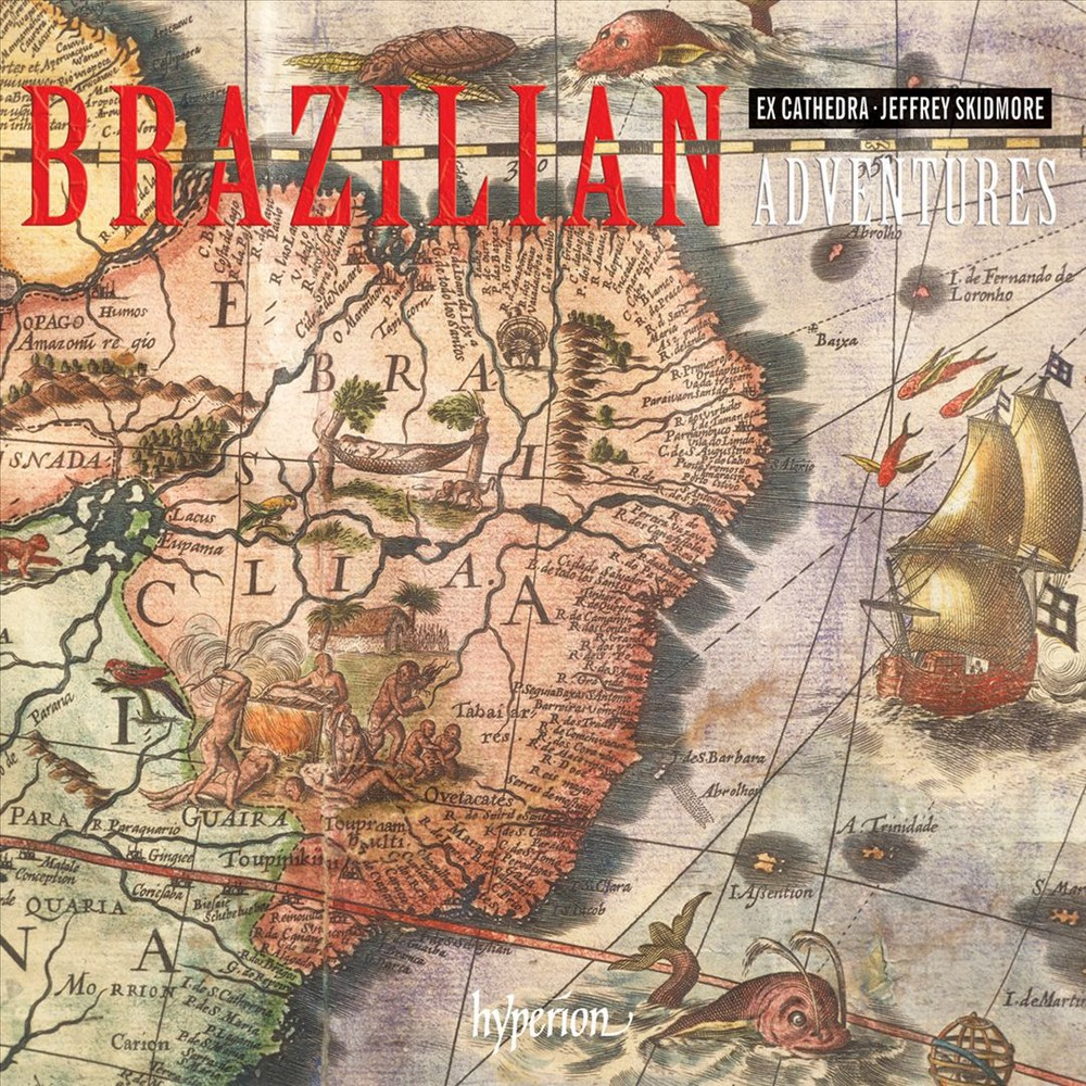 Ex Cathedra - Brazilian Adventures (CD)