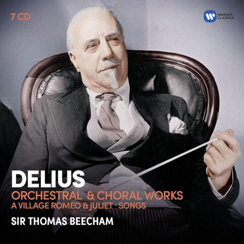 Thomas Sir Beecham - Delius (CD) - image 1 of 1