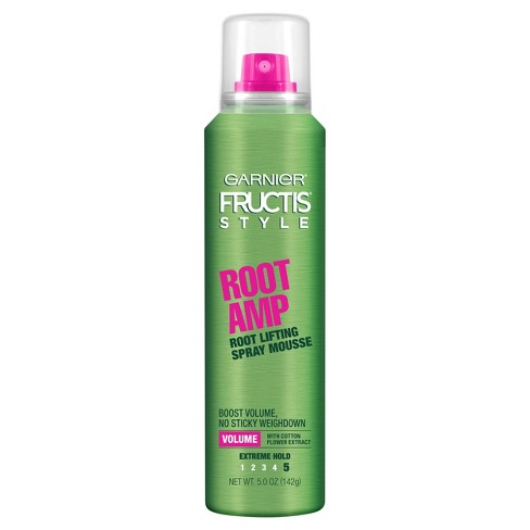 Garnier® Fructis® Style Full & Plush Root Amp Root Lifting Spray Mousse - 5 oz - image 1 of 2