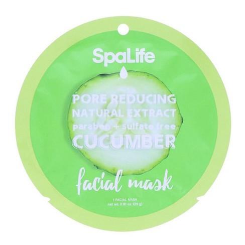 SpaLife Pore Reducing Face Mask - Cucumber - 0.81 oz - image 1 of 2