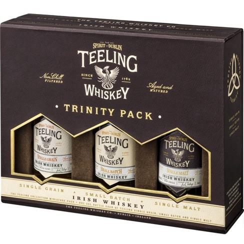 Teeling Irish Whiskey Trinity Pack Gift