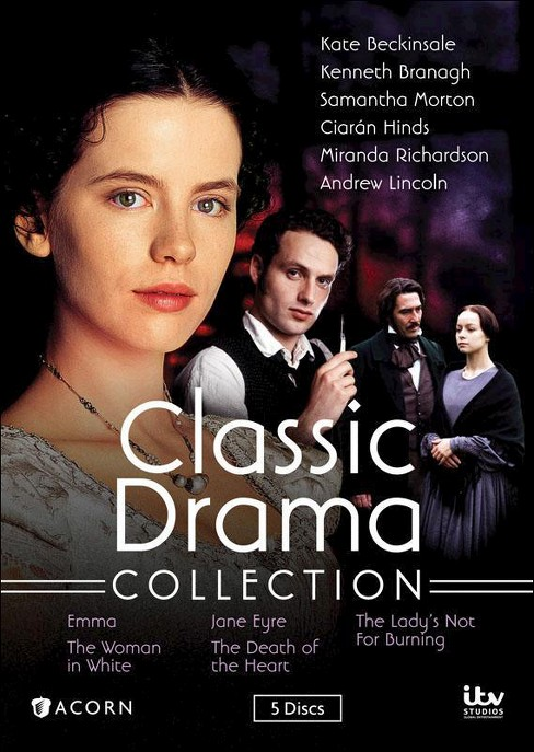 Classic drama collection (DVD) - image 1 of 1