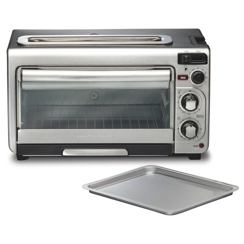 Hamilton Beach 2-in-1 Toaster & Oven Combo - image 1 of 13
