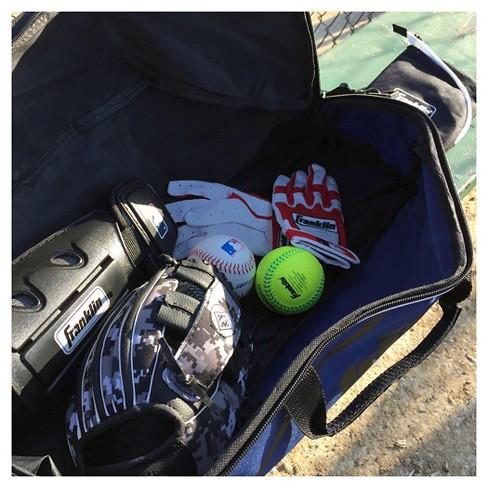 e353be4006b Franklin Sports Junior Equipment Bag - Navy : Target