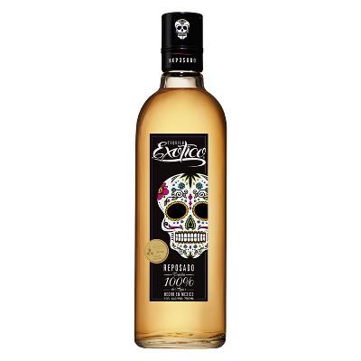 Exotico Reposado Tequila - 750ml Bottle