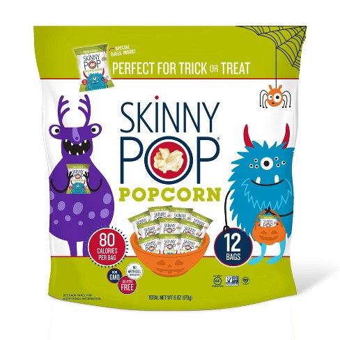 Skinny Pop Halloween Original Popcorn - 6oz - image 1 of 4