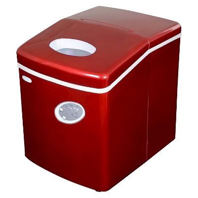 NewAir 28lb Portable Ice Maker - Red AI-100