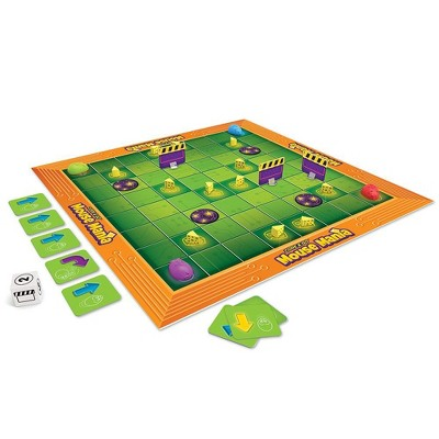 Learning Resources Code & Go Robot Mouse Board Game, Ages 5+