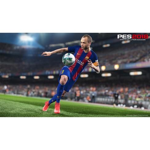 Pro Evolution Soccer 2018 Playstation 4 Target