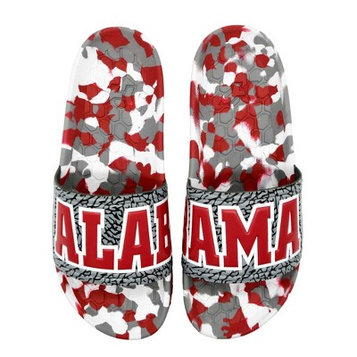 NCAA University of Alabama Crimson Tide Slide Sandals Women's