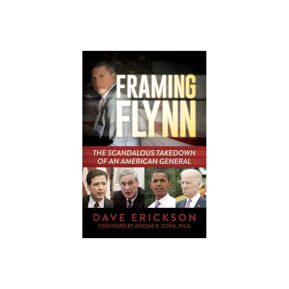 Framing Flynn By Dave Erickson Hardcover