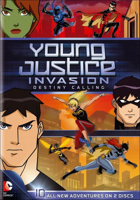 Young Justice: Invasion - Destiny Calling [2 Discs] - image 1 of 1