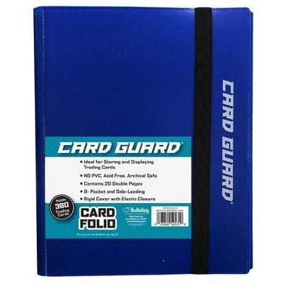 Excell 9 Pocket Pro-Folio Blue