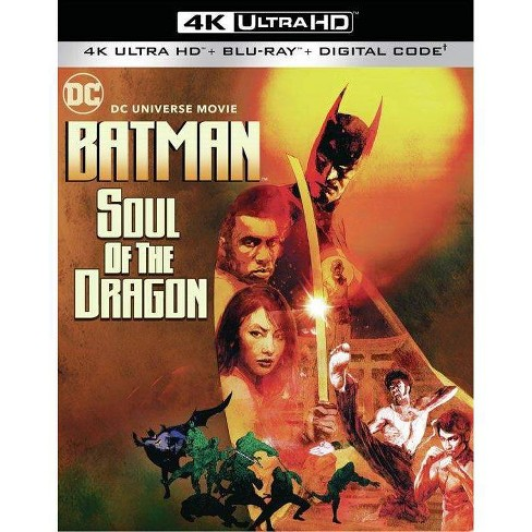 Batman: Soul of the Dragon - image 1 of 1