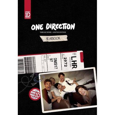 One Direction- Take me Home (Deluxe Yearbook Edition) (CD)