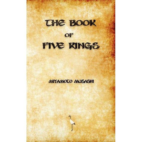The Book of Five Rings - by  Miyamoto Musashi (Paperback) - image 1 of 1