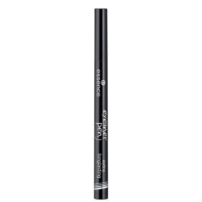 essence Eyeliner Pen Extra Longlasting + Waterproof - 01 Black - 0.03 fl oz