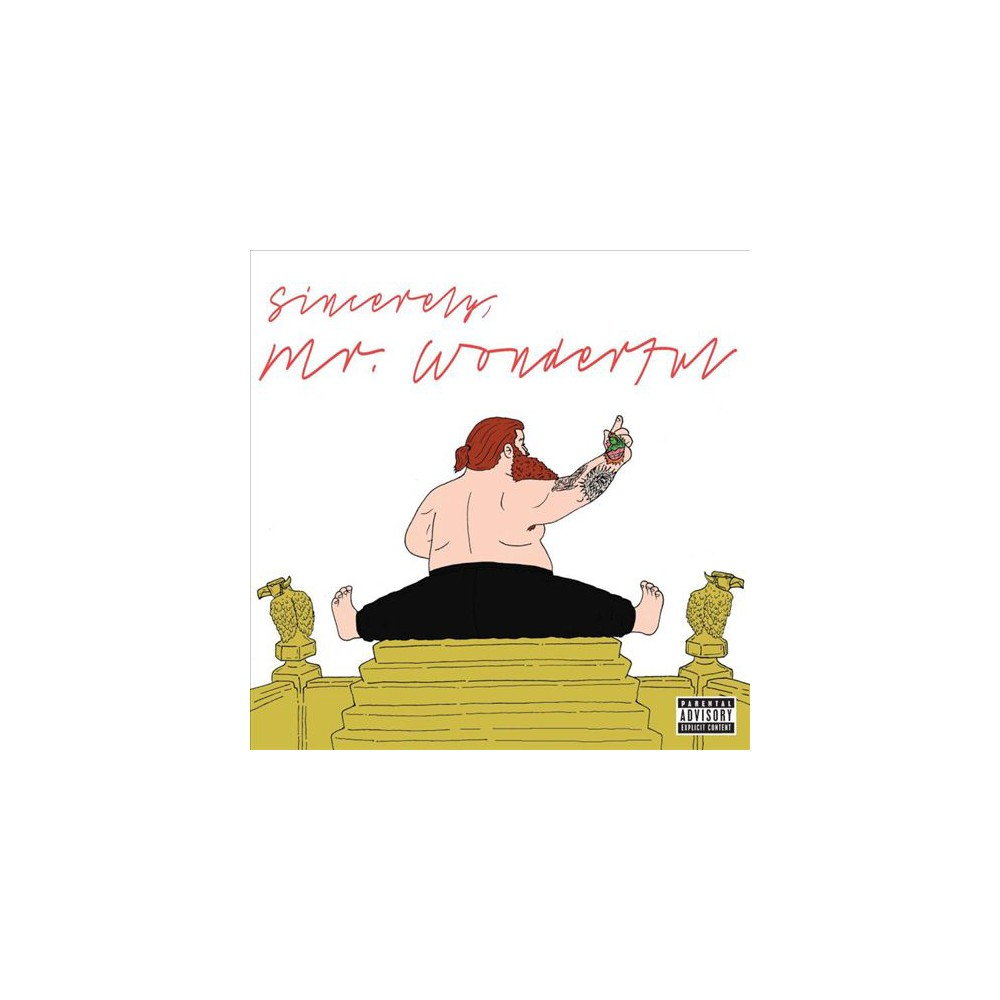 Action Bronson - Mr. Wonderful (Vinyl)