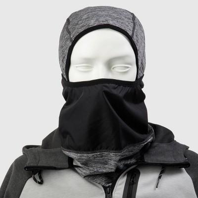 Isotoner Men's Face Mask - Gray