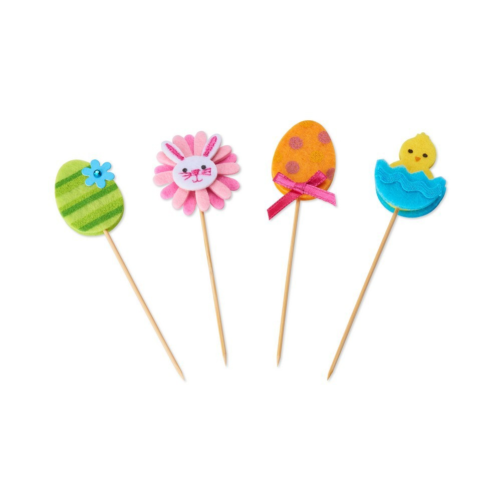 Image of Easter Joy Party Picks - PAPYRUS