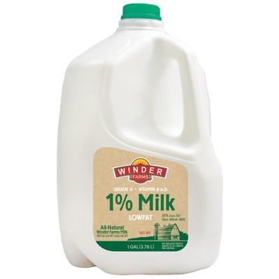 Winder Farms 1% Milk - 1gal