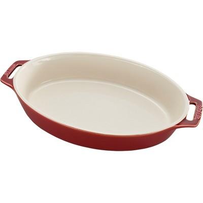 Staub Ceramic 11-inch Oval Baking Dish