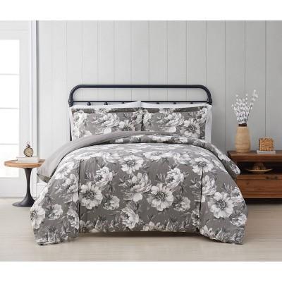 Rochelle Floral Comforter Set - Cottage Classics