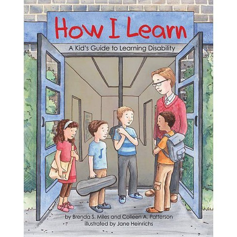 How I Learn - by  Brenda Miles (Paperback) - image 1 of 1