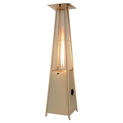 - Quartz Glass Tube Stainless Steel Patio Heater