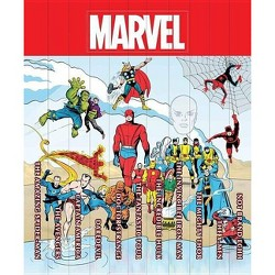 Marvel Famous Firsts - (Hardcover)