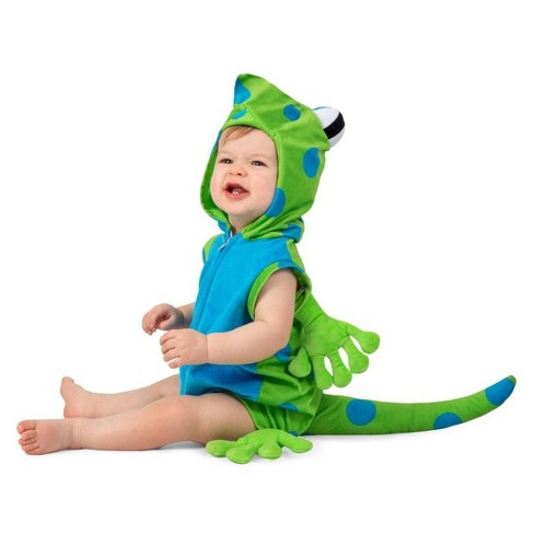 Baby Zippy the Gecko Costume 6-12M - Princess Paradise - image 1 of 1