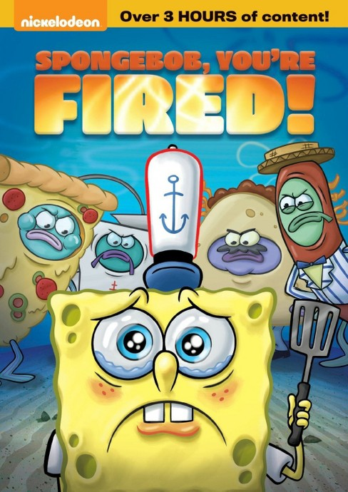 SpongeBob SquarePants: SpongeBob, You're Fired! - image 1 of 1