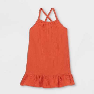 Toddler Girls' Flounce Cover Up - Cat & Jack™