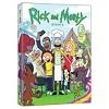 Rick and Morty: Season 2 (DVD) - image 3 of 3