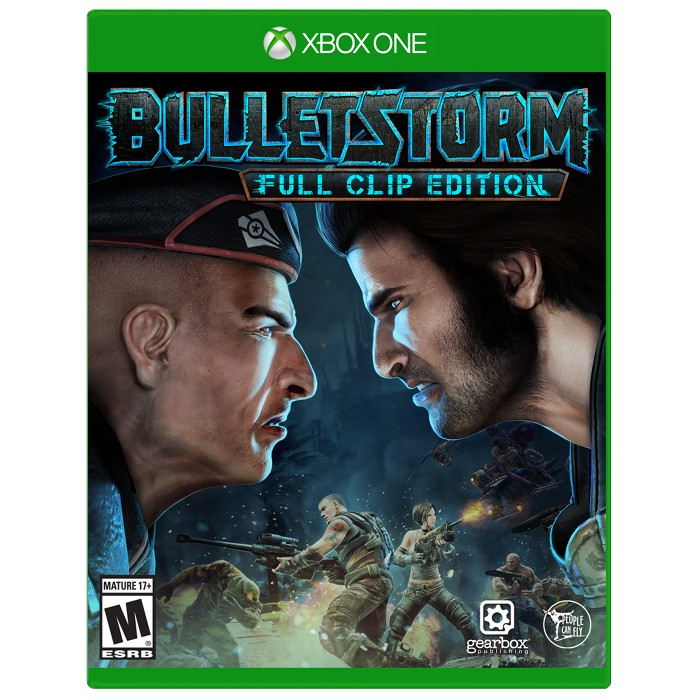 Bulletstorm: Full Clip Edition Xbox One - image 1 of 7