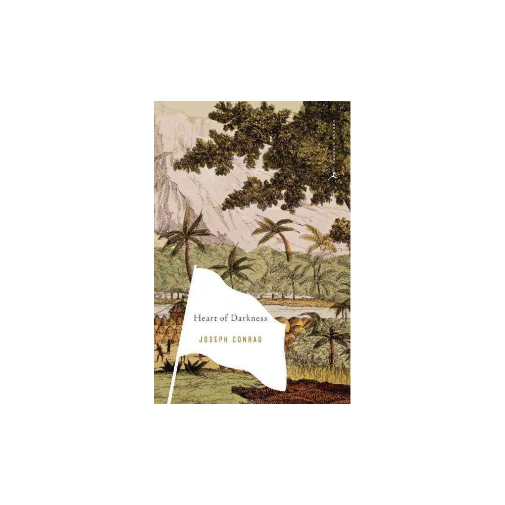 Heart of Darkness & Selections from the Congo Diary - Reprint by Joseph Conrad (Paperback)