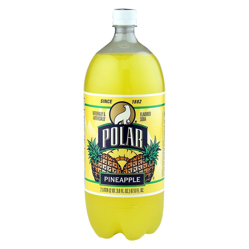 Polar Pineapple - 2 L Bottle