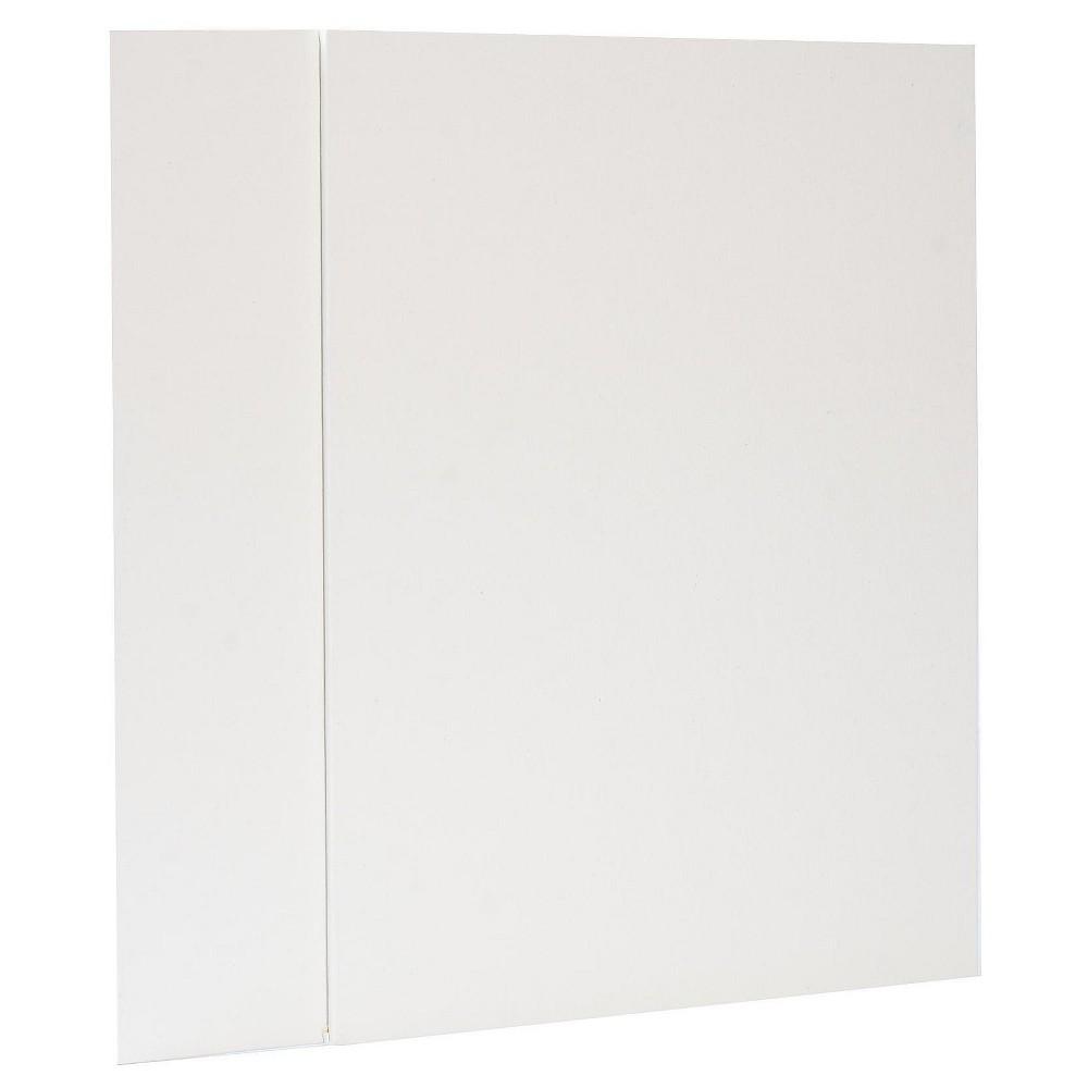 """Image of """"Fredrix Archival Watercolor Canvas Board, 9 X 12"""""""" - 2pk, Size: 9""""""""x12"""""""" - 2pk, White"""""""