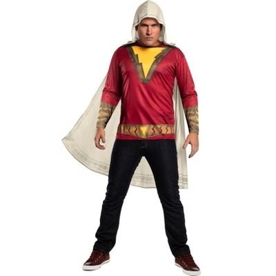 Rubies Shazam Costume Top Adult Costume