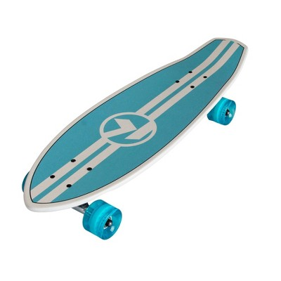 "Kryptonics 27"" Pug Life Cruiser Board - Blue"