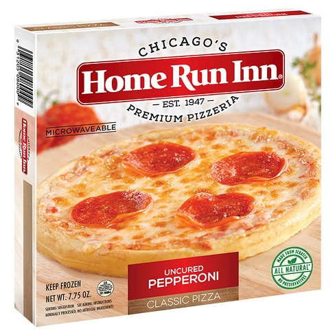 Home Run Inn Uncured Pepperoni Frozen Pizza - 7.75oz - image 1 of 1