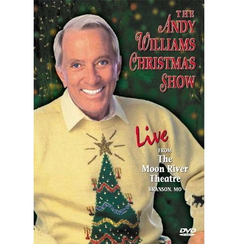 Andy Williams Christmas Show:Live (DVD) - image 1 of 1