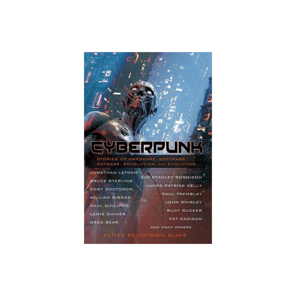 Cyberpunk By William Gibson Sterling Bruce Paperback