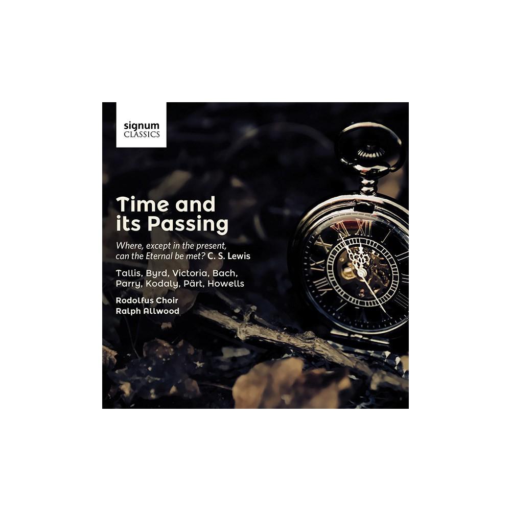 Rodolfus Choir - Time & Its Passing (CD)