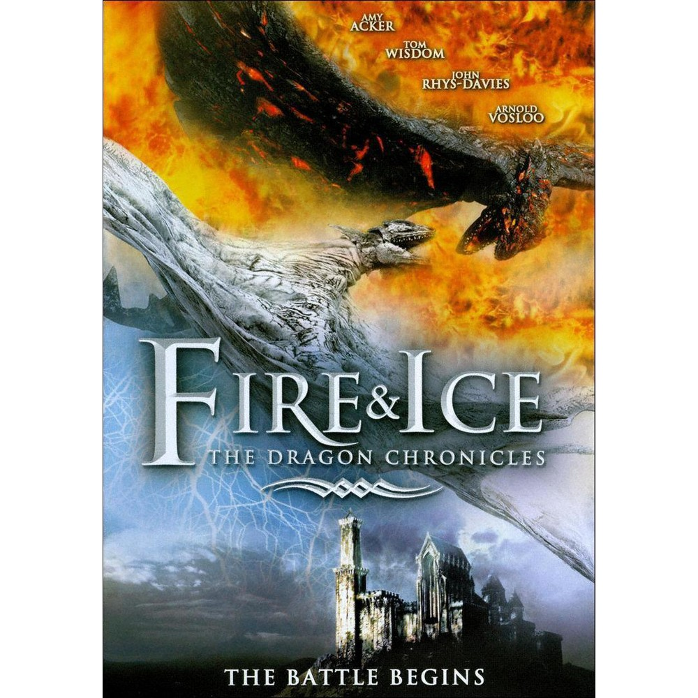 Fire and ice:Dragon chronicles (Dvd)