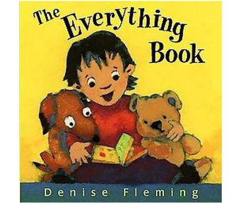 Everything Book (Hardcover) (Denise Fleming) - image 1 of 1