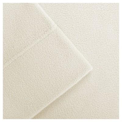 Microfleece Sheet Set (Queen)Ivory