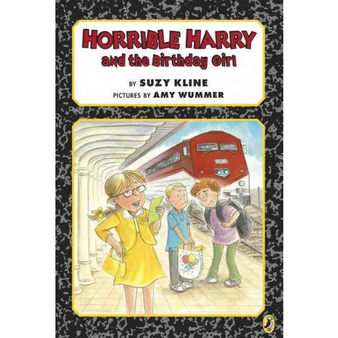 Horrible Harry and the Birthday Girl - by  Suzy Kline (Paperback) - image 1 of 1