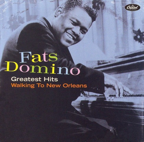 Fats domino - Greatest hits:New orleans (CD) - image 1 of 1